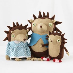 Gift Idea Of The Day: Land Of Nod's Hedgehogs
