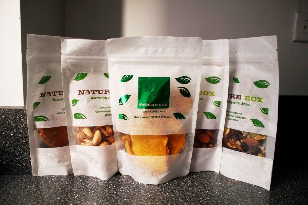 naturebox snacks nature box subscription healthy service newyorkfamily