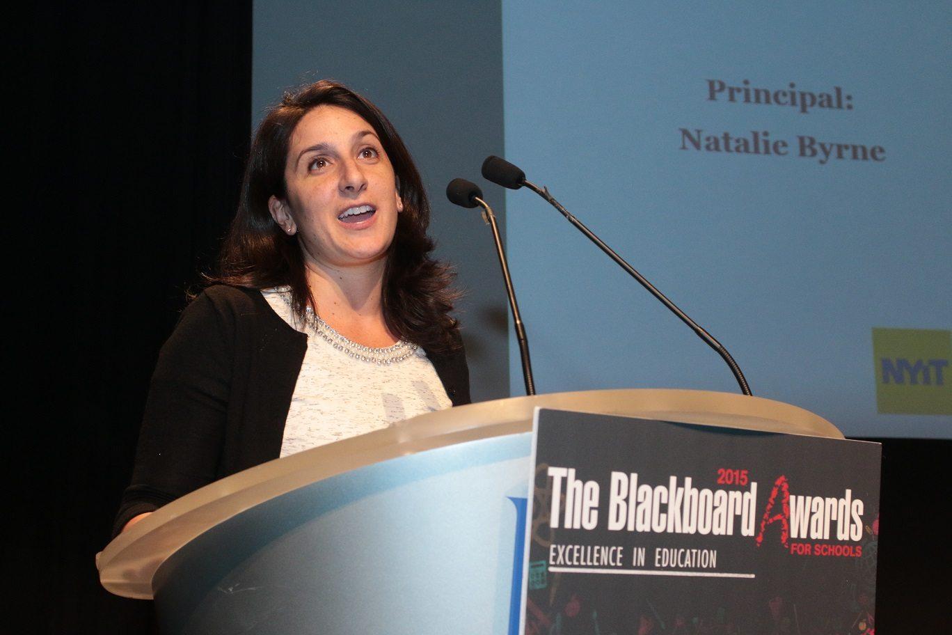 Natalie Byrne, Principal, KIPP NYC College Prep High School