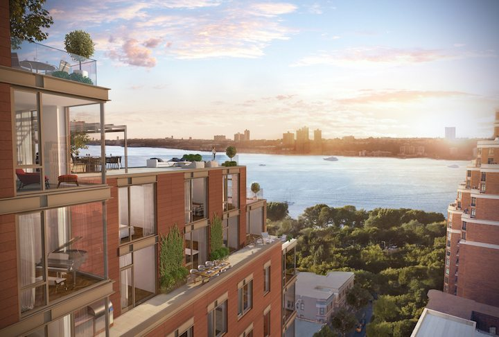 The Haswell | 707 West End Avenue