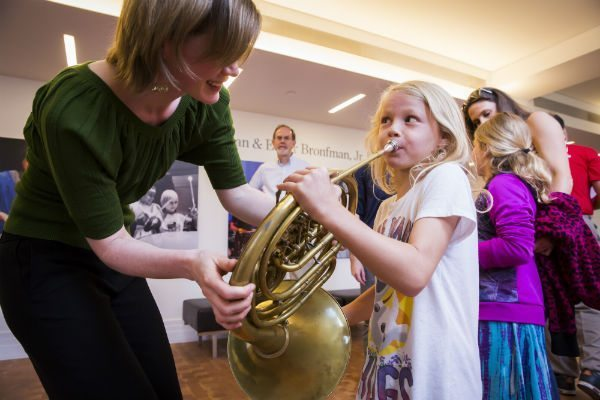 Fall Family Days at Carnegie Hall