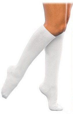 Sigvaris Women's Cotton Maternity Knee High Socks