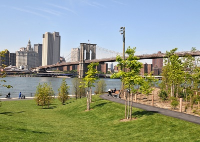 Brooklyn Bridge Park Playground at Pier 6