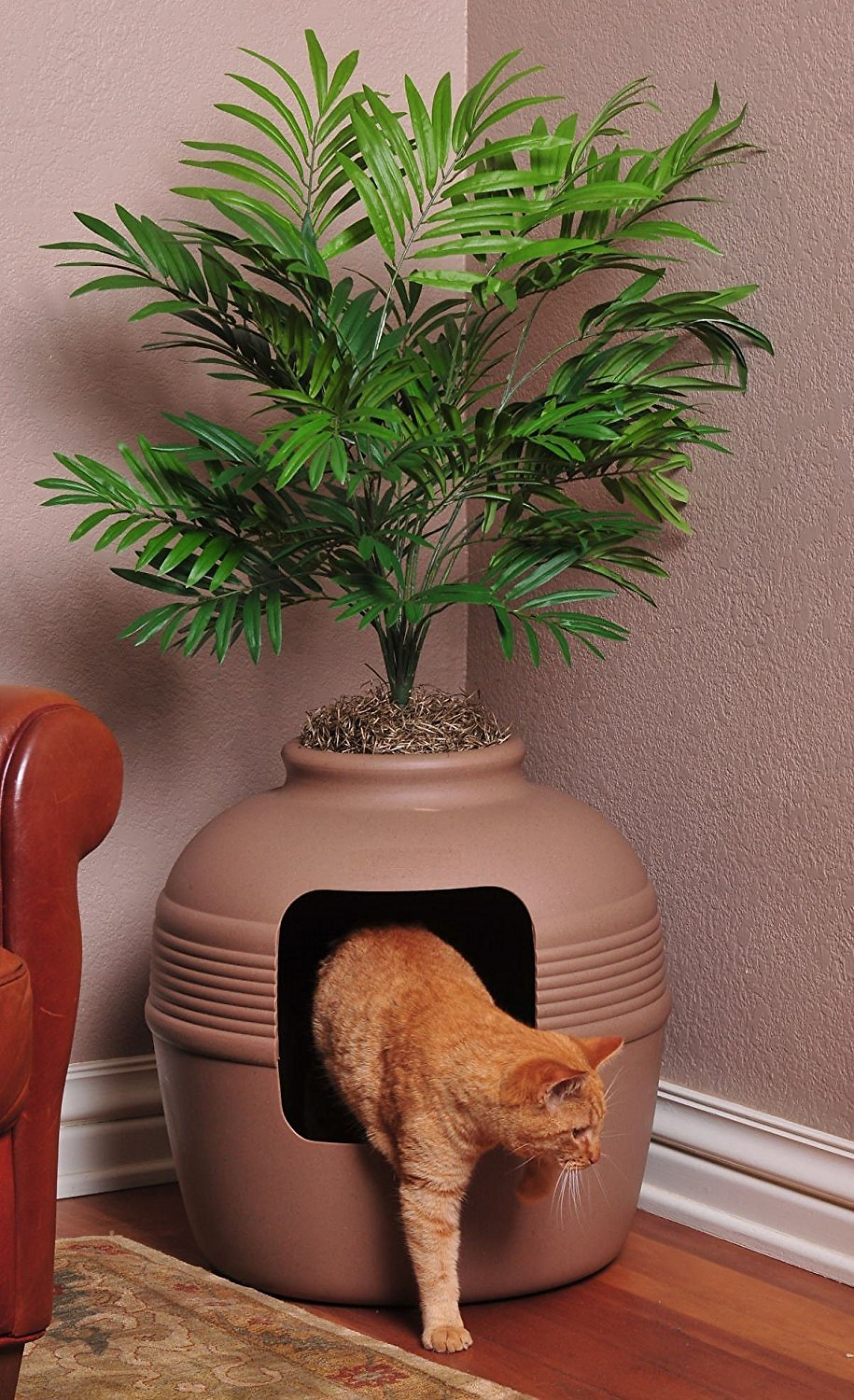 Good Pet Stuff Hidden Cat Litter Planter