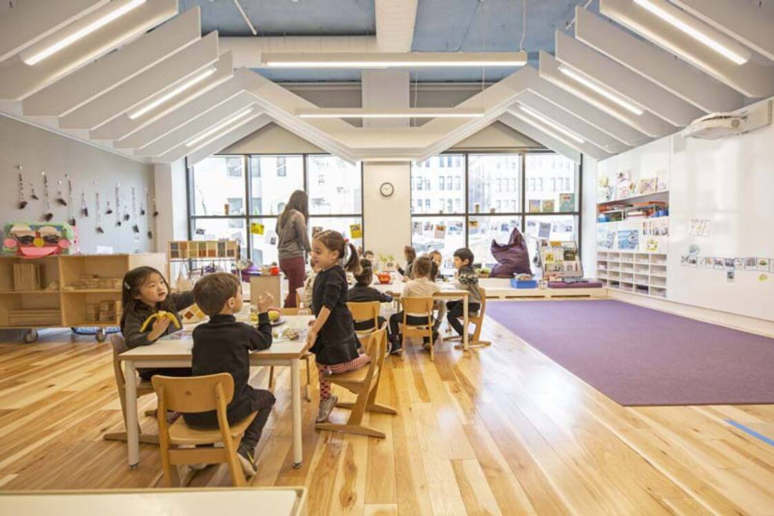 Avenues: The World School [Chelsea]