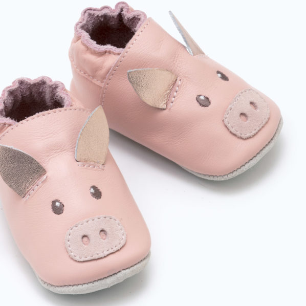 Boden Piggy Leather Shoes