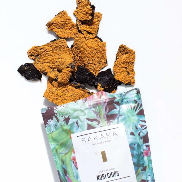 Sakara Nori Chips