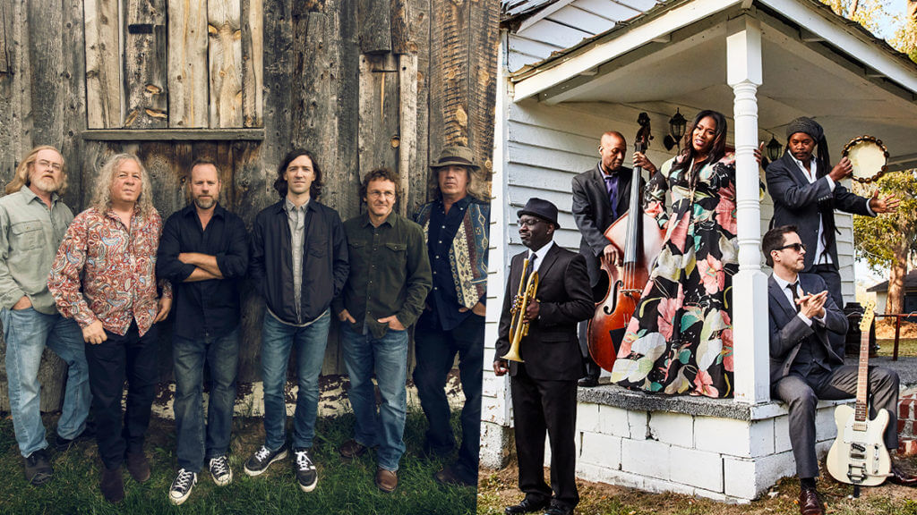 SummerStage Family Day: Railroad Earth/Ranky Tanky