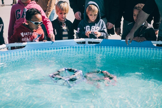 Submerge: NYC Marine Science Festival