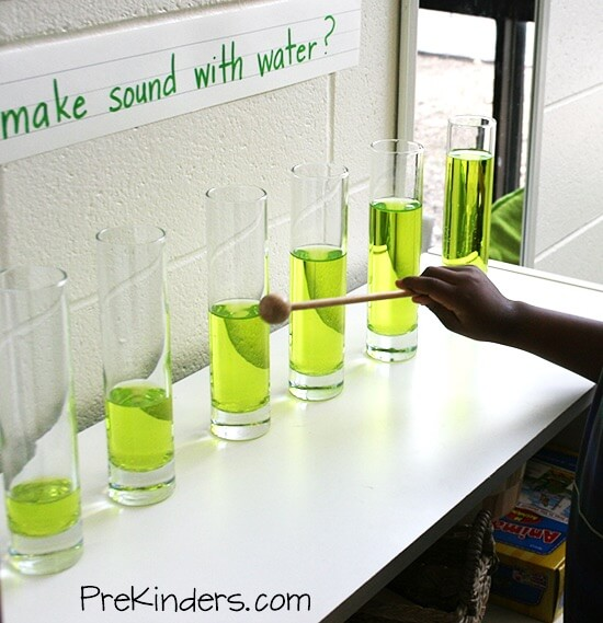 Can Water Make Sound? Experiment