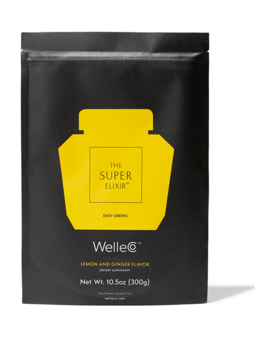 """Welle Co's """"The Super Elixir"""" and """"The Super Booster"""""""