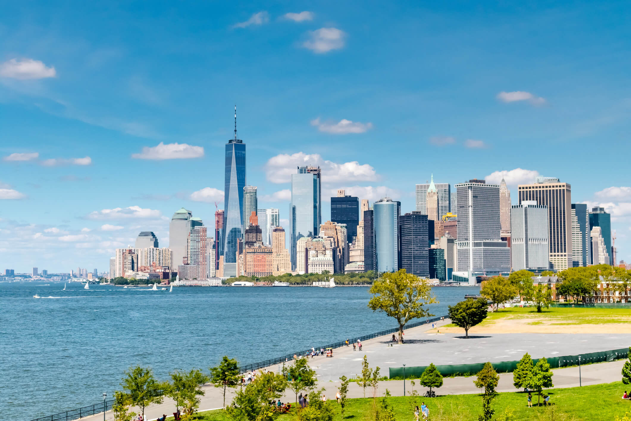 Hop on a Ferry to Governors Island