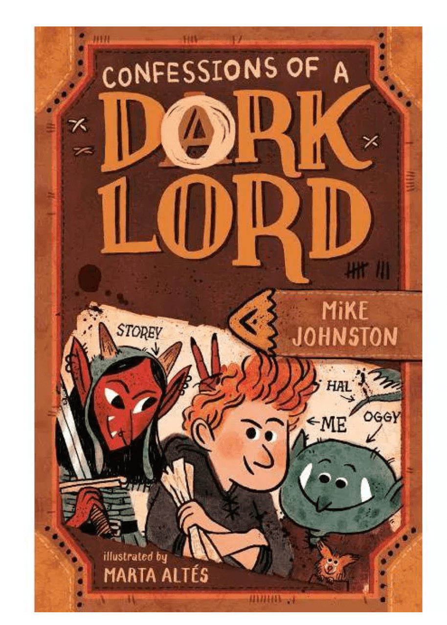 Confessions of a Dork Lord- by Mike Johnston (Author), Marta Altés (Illustrator)