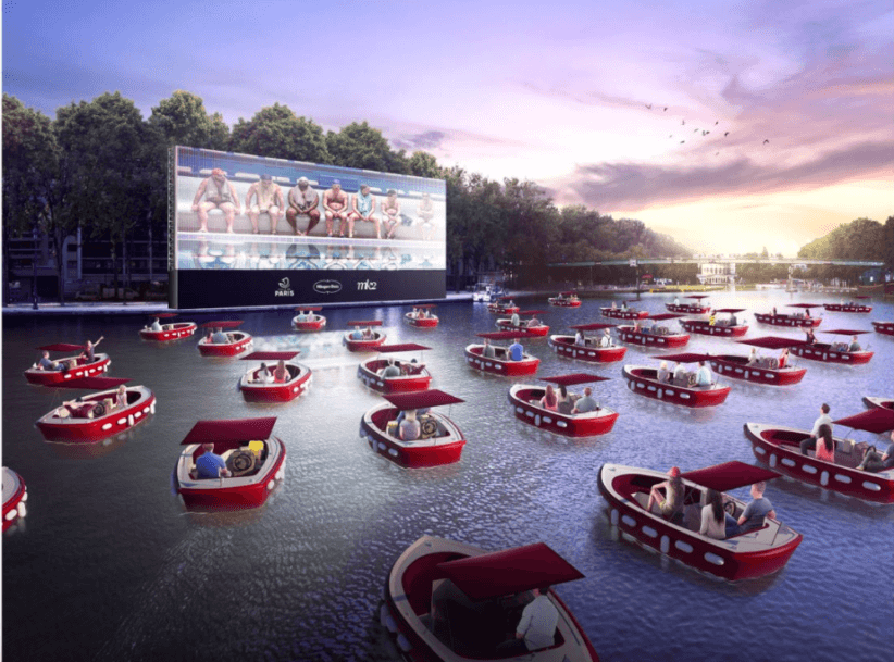 floating cinema nyc